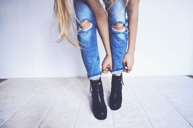 casual and formal boots