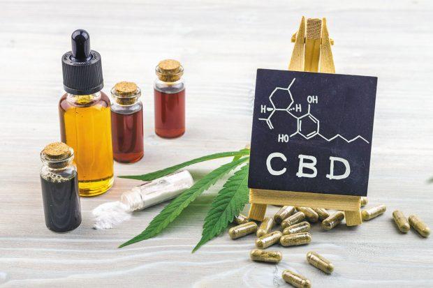 how to make cbd capsules