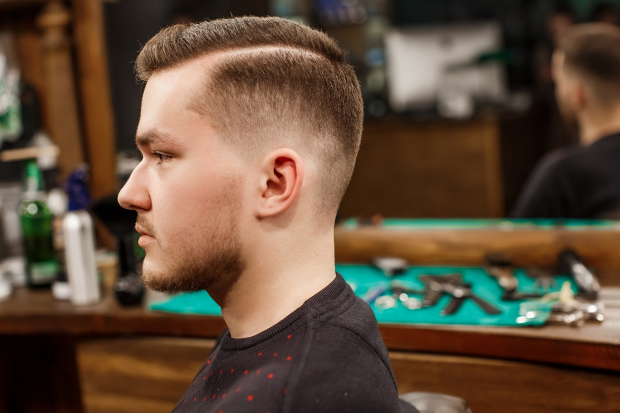 birch cut hairstyle