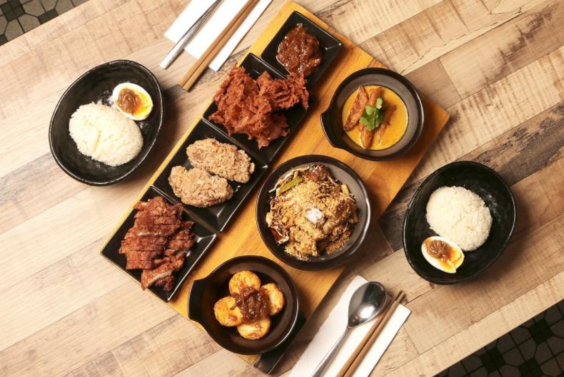 Where To Find Local Singaporean Restaurant