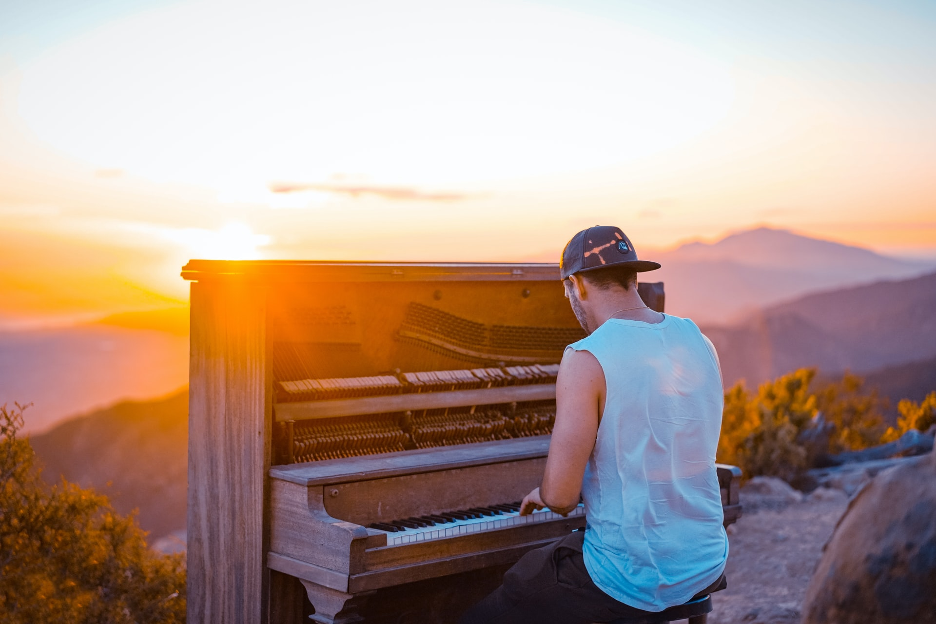 Buying a Piano for the First Time