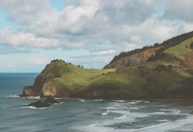 Surf in Oregon
