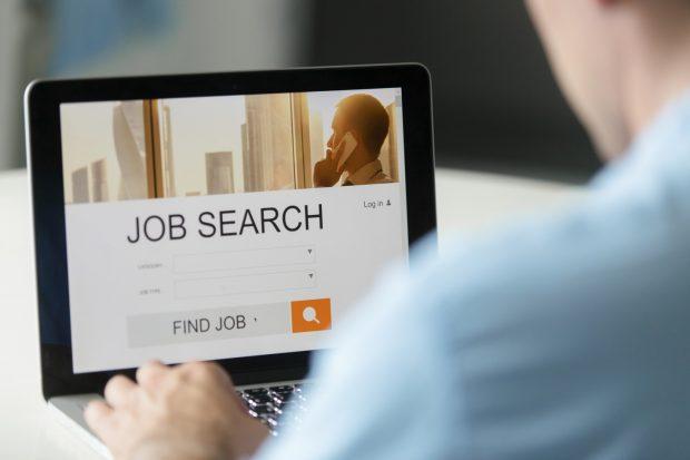 New Job Start an Exciting Career