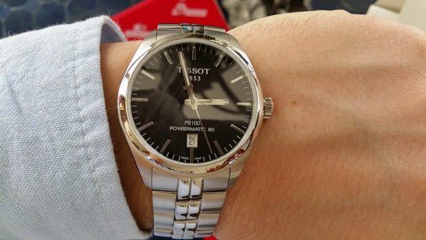 Swiss Watch Tissot PR100 Review