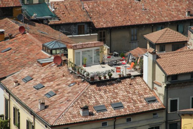 maintenance of roof deck