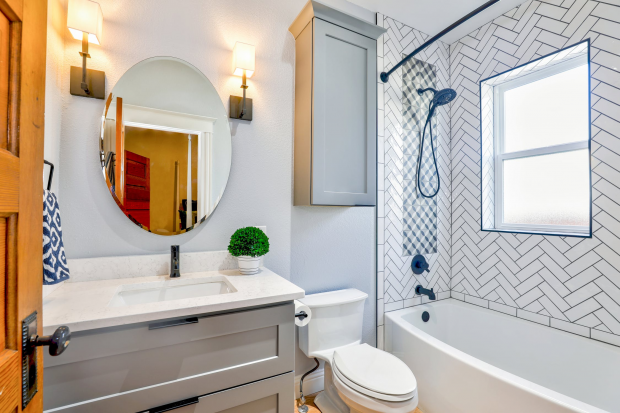 Bathroom Revamps on a Budget