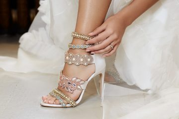 How To Choose The Perfect Pair Of Rhinestone Sandals