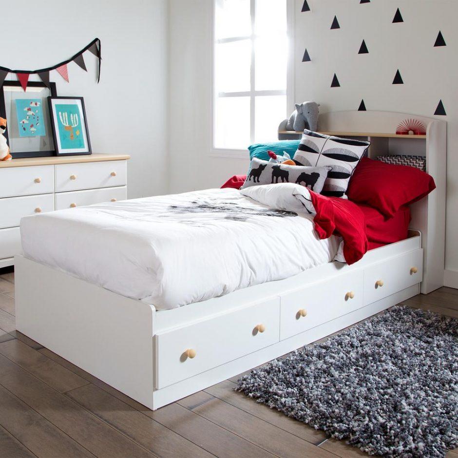 full vs twin bed