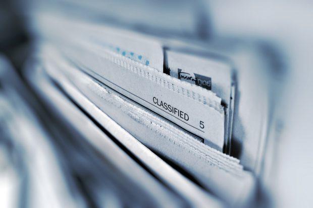 online newspaper business