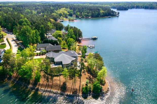 How Aerial Views Help to Sell Property