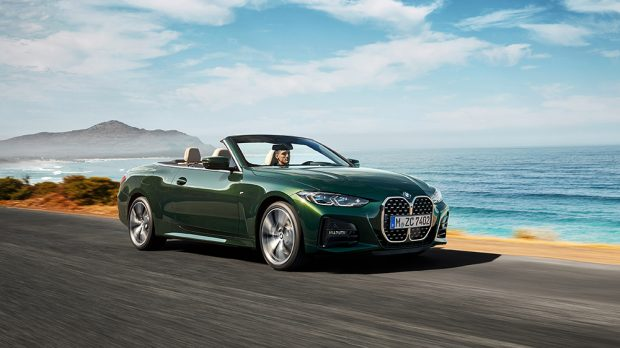 hottest cars BMW 4 Series Convertible