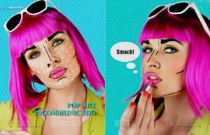 Pop Art Incommunicado by Nicola Pani