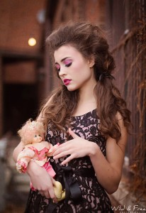 """Like a Doll"" by Wild & Free Photography"