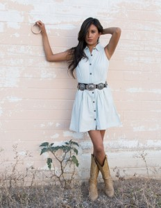 """Chic Cowgirl"" by Kristin Greenwood"