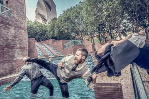 """Action Men's Fashion Editorial Photo Shoot"" by Jeremy Pierson"