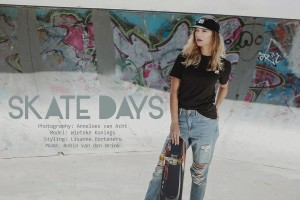 """Skate Days"" by Anneloes van Acht"