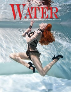 WATER 2013 Cover